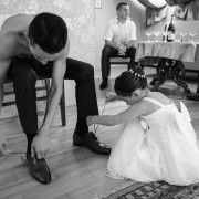 Virag Loic wedding 0007bw